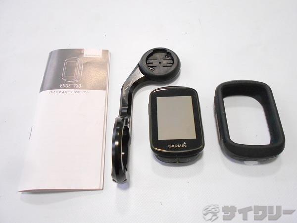 GPSコンピューター EDGE130&レックマウント