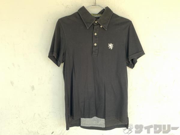 半袖ポロシャツ  Lサイズ ブラック