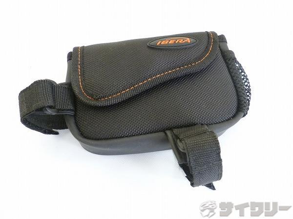 フレームバッグ IB-TB4 サイズ:130mm x 85mm x 30mm ブラック