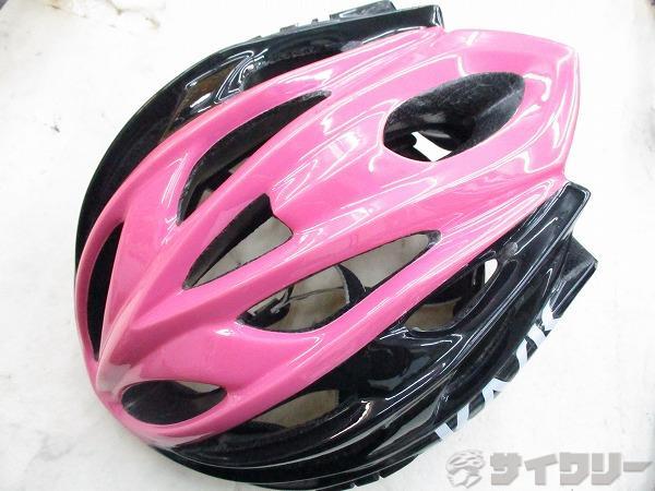 ヘルメット MOJITO サイズ:59-62cm SKY ピンク/ブラック