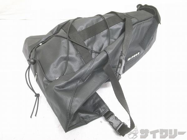 大容量サドルバッグ SB3 ブラック