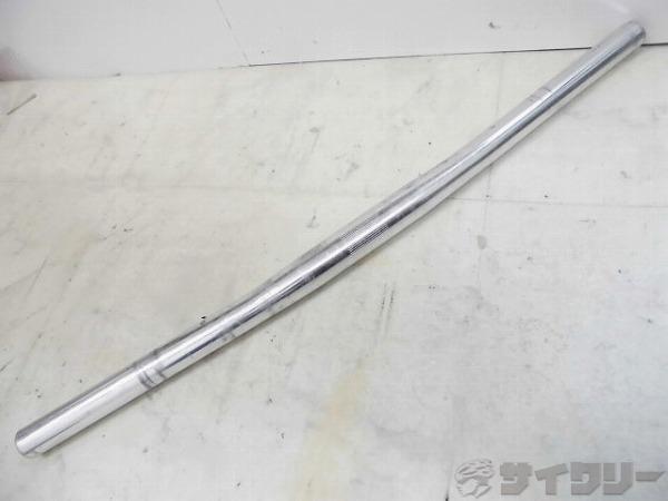 フラットバー 540mm/φ25.4 クロムシルバー
