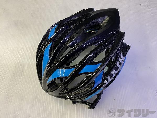 ヘルメット MOJITO M(48-58cm) 2015 ※凹みあり