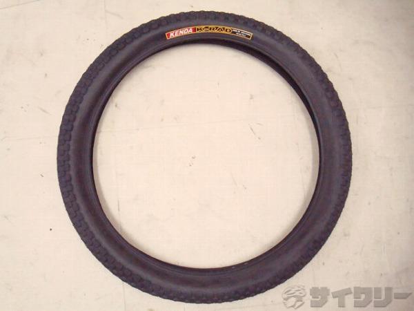 タイヤ K-RAD 20 x 2.35 BMX Wired-on