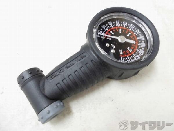 空気圧計 GG-05 TWINVALVE