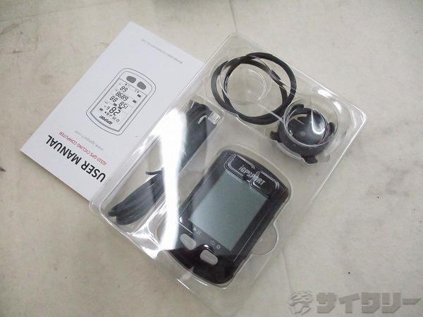 GPSサイクルコンピュータ iGS10