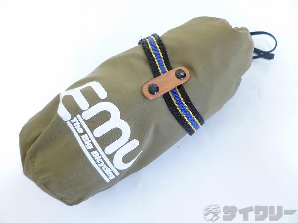 輪行バッグ E-10 ロード/MTB兼用 カーキ