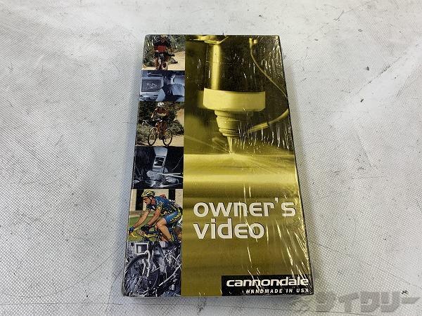 ビデオテープ OWNER,S VIDEO