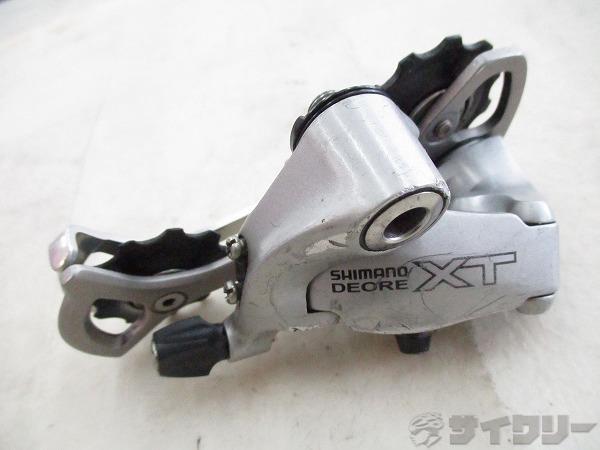 変更 リアディレイラー RD-M750 DEORE XT 9s