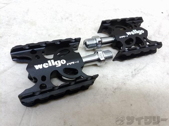 フラットペダル WR-001