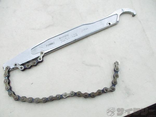 欠品 スプロケットリムーバー DURA-ACE 厚歯用 シルバー