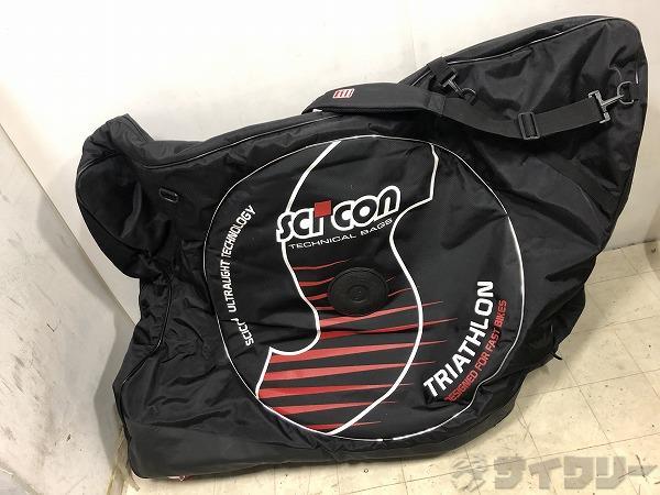 エアロコンフォートプラス トライアスロン キャスター付き輪行バッグ