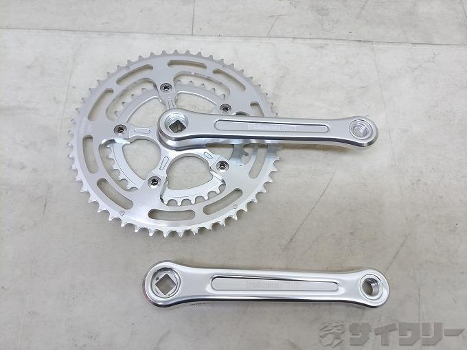 クランクセット Bello Crank 170mm/50-34T