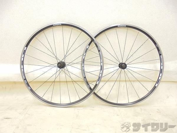 ホイールセット WH-R501 シマノ(8-10s)