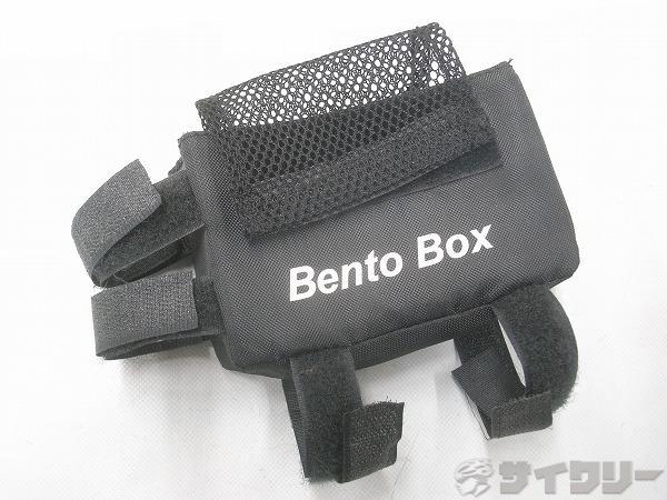 フレームバッグ Bento Box ブラック
