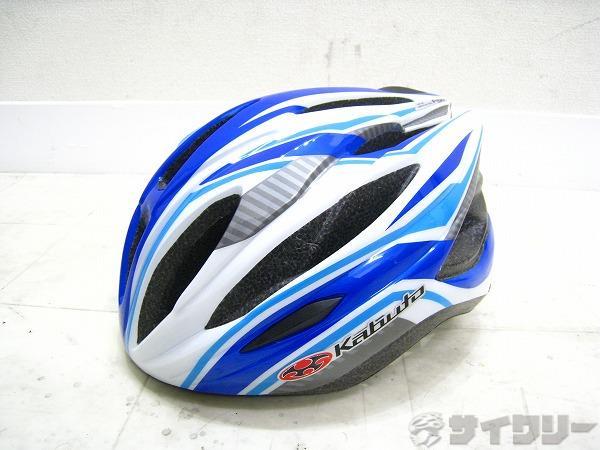 ヘルメット FIGO サイズ:M/L ブルー