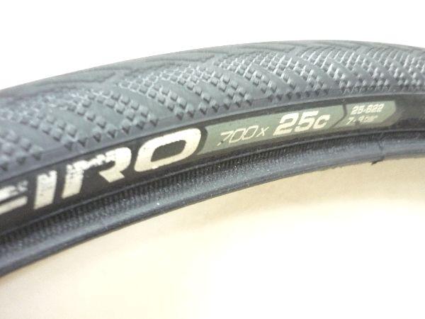 タイヤ ZAFFIRO 700×25c