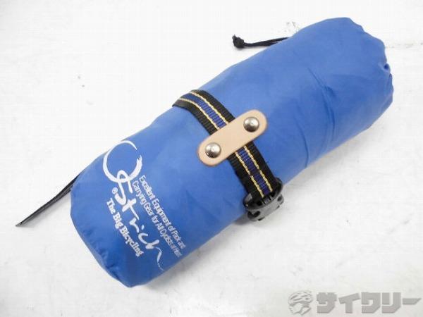 輪行バッグ ロード220 ブルー