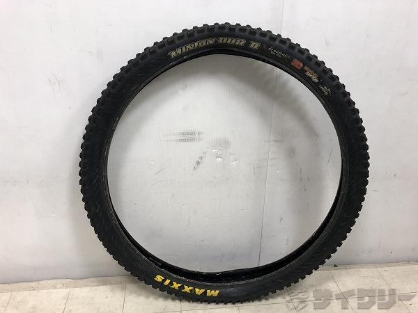 タイヤ MINION DHRⅡ 27.5×2.40