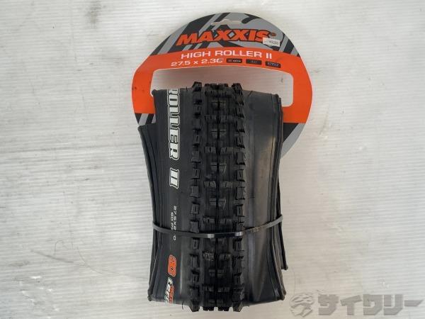 タイヤ HIGH ROLLER Ⅱ TR 27.5×2.30