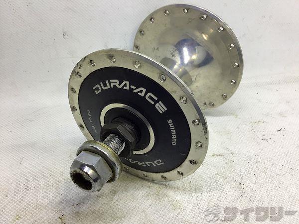 フロントトラックハブ DURA-ACE HB-7600 100㎜/36H