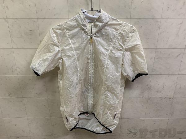半袖ナイロンジャケット カステリロゴ サイズ:不明