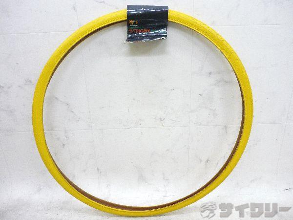 タイヤ STINGER 700×28c イエロー