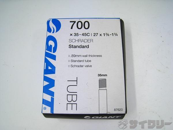 チューブ 700x35-45c 米式35mm