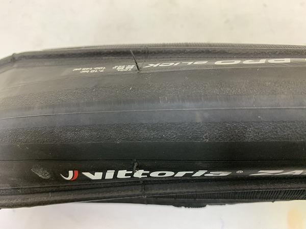 タイヤ ZAFFIRO PRO SLICK 700x25c