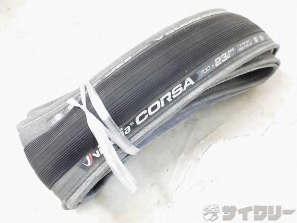 クリンチャータイヤ CORSA G+ 700x23c