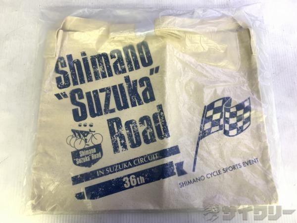 オリジナルサコッシュ SHIMANO SUZUKA ROAD