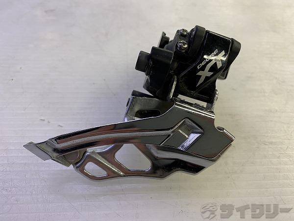フロントディレイラー FD-M786 DEORE XT 2s 34.9mm