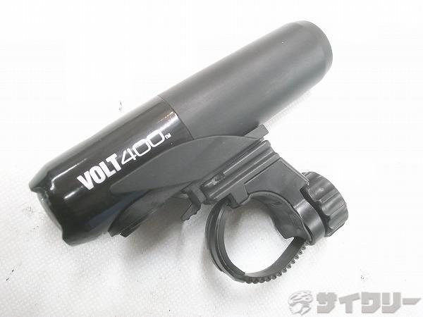 フロントライト VOLT400 ※USBケーブル欠品/バンドカット