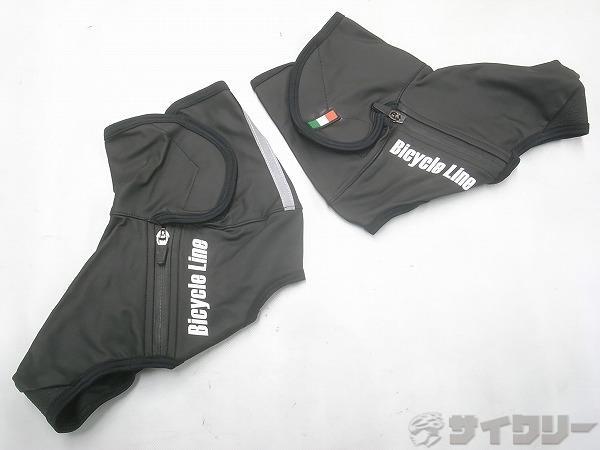 シューズカバー XLサイズ ブラック