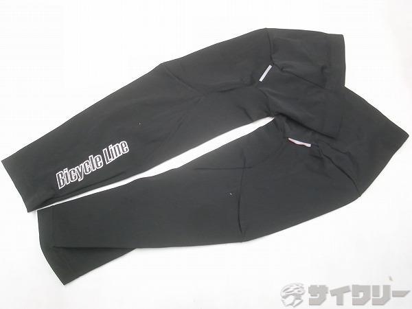 レッグカバー XLサイズ ブラック