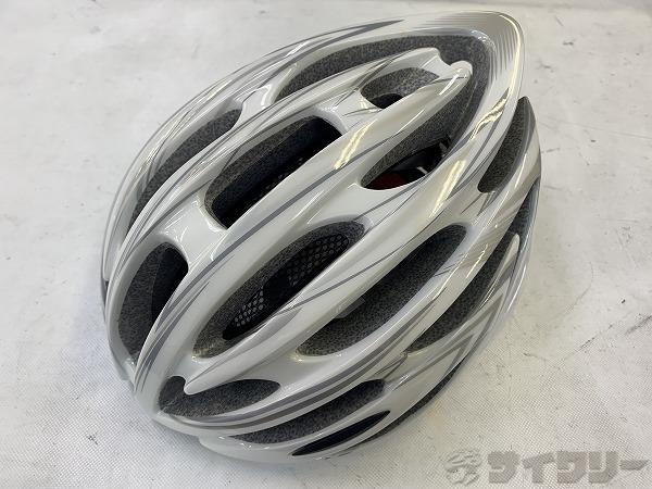 ヘルメット ホワイト サイズ:不明
