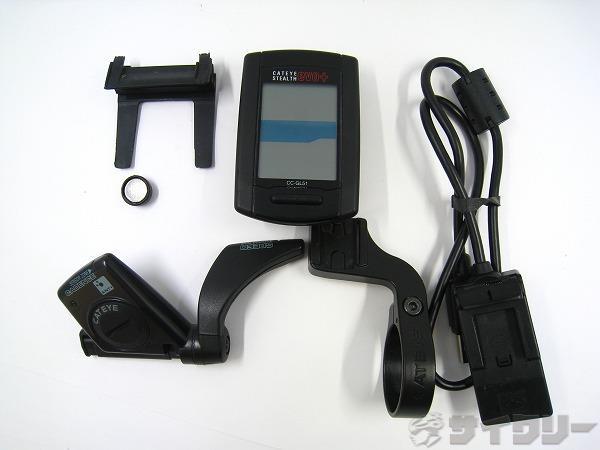 GPSサイクルコンピュータ CC-GL51 STEALTH EVO+