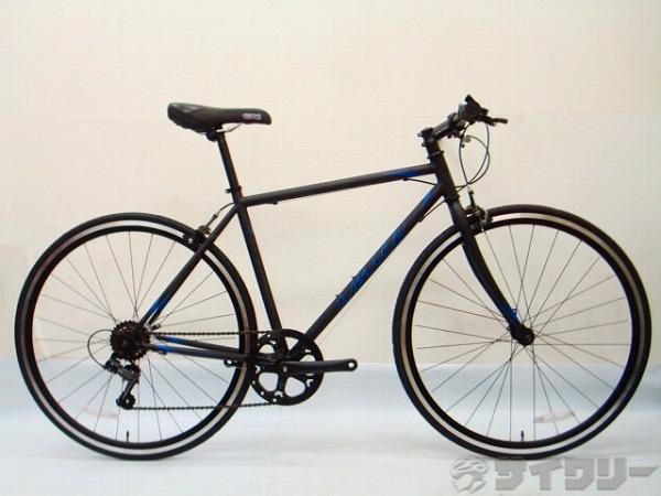 【訳あり】クロスバイク FUN ブラック