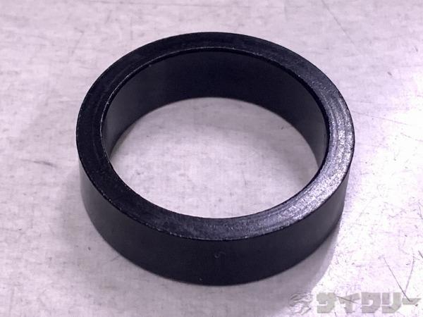コラムスペーサー ブラック 10mm/28.6mm