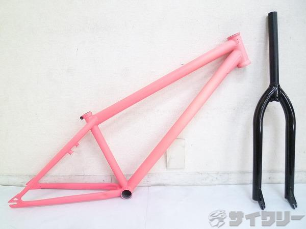 SEX PISTAL Park Riding FIXED フレーム&フォーク