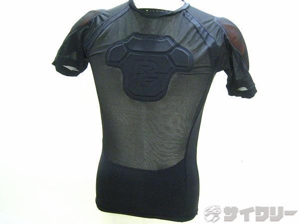 半袖プロテクター Mサイズ ブラック