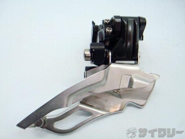 フロントディレイラー FD-M591-10 Deore 34.9mm/3x10s/デュアル