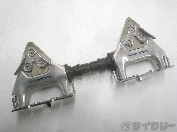トゥクリップペダル 105 PD-1051 専用トゥクリップ欠品
