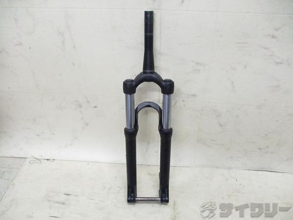 フロントサスペンション CIRCUS 26インチ 100x15mmアクスル 195mm/OSテーパー