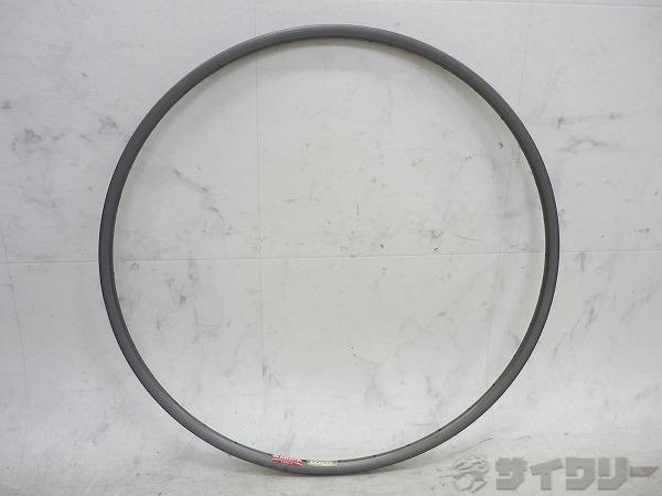 チューブラーリム SUPERHARD ANODIZED AERO4 36H