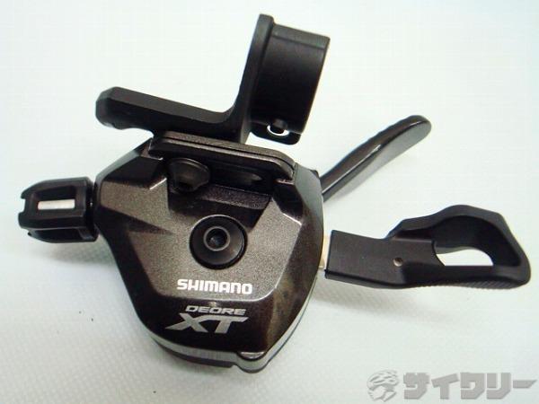 シフター DEORE XT SL-M8000 2s 左レバー(フロント用)のみ