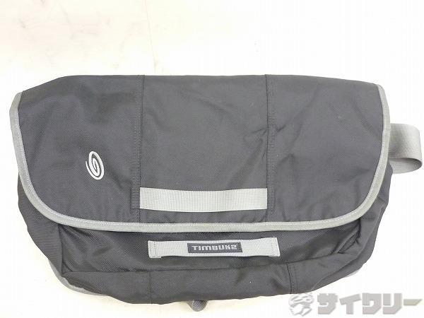 メッセンジャーバッグ ブラック サイズ:L