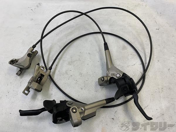油圧式ブレーキ&シフター ST-M585/BR-M525 DEORE LX