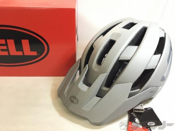 ヘルメット スーパー AIR ミップス  グレー M(55-59cm)