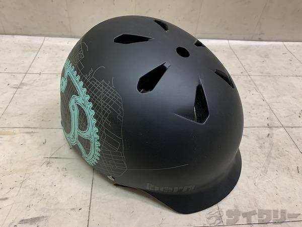 ヘルメット WATTS XL(59-60.5cm) 2013